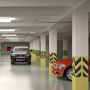 Автостоянки, паркинги Высоцка