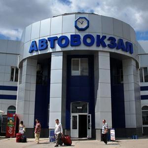 Автовокзалы Высоцка