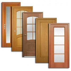 Двери, дверные блоки Высоцка