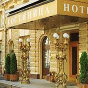 Гостиницы Высоцка