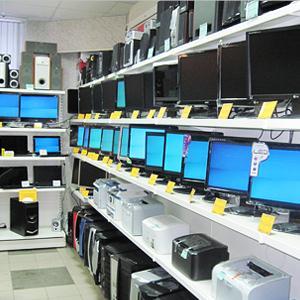 Компьютерные магазины Высоцка
