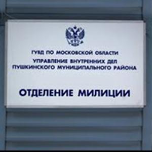 Отделения полиции Высоцка