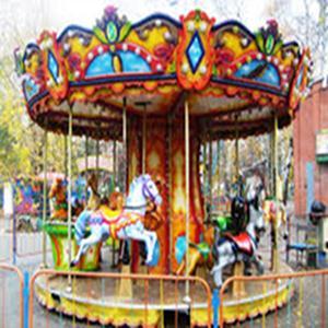 Парки культуры и отдыха Высоцка