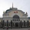 Железнодорожные вокзалы в Высоцке