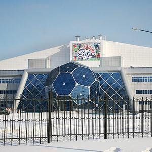 Спортивные комплексы Высоцка