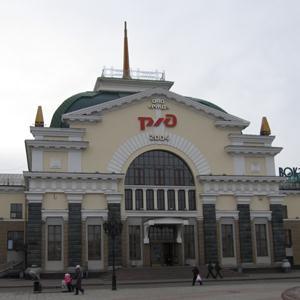 Железнодорожные вокзалы Высоцка